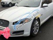 Cần bán gấp Jaguar XF đời 2014, màu trắng, nhập khẩu còn mới giá 2 tỷ tại Hà Nội