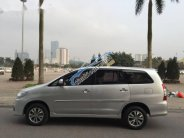 Cần bán lại xe Toyota Innova 2.0E đời 2016, màu bạc như mới giá 630 triệu tại Hà Nội