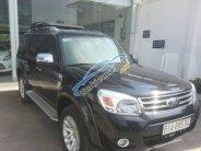 Bán Ford Everest Limited năm 2013, màu đen  giá 638 triệu tại Tp.HCM
