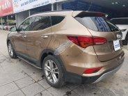 Bán Hyundai Santa Fe 2.2AT đời 2016, màu nâu giá 1 tỷ 86 tr tại Hà Nội