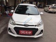 Cần bán xe Hyundai Grand i10 đời 2017, màu trắng, nhập khẩu nguyên chiếc giá 387 triệu tại Hà Nội