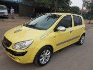Cần bán Hyundai Getz sản xuất năm 2009, màu vàng, xe nhập số sàn, giá chỉ 225 triệu giá 225 triệu tại Hà Nội