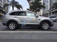 Bán Chevrolet Captiva LTZ Maxx AT đời 2010, màu bạc  giá 378 triệu tại Hà Nội