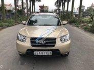 Bán xe Hyundai Santa Fe sản xuất 2007, màu vàng cát giá 438 triệu tại Hà Nội