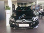 Bán Mercedes C300 mới chính hãng mầu đen, lái thử miễn phí, giao xe tận nhà giá 1 tỷ 945 tr tại Hà Nội