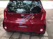 Cần bán lại xe Kia Morning Si đời 2016, màu đỏ giá 330 triệu tại Hà Nội