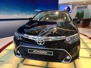 Bán xe Toyota Camry 2.5Q đời 2018, màu đen  giá 1 tỷ 277 tr tại Tp.HCM