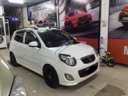 Cần bán Kia Morning đời 2012, màu trắng xe gia đình, giá tốt giá 222 triệu tại Nghệ An