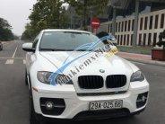 Bán xe BMW X6 xdrive 35i năm 2009, màu trắng, nhập khẩu giá 890 triệu tại Hà Nội