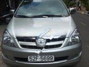 Cần bán gấp Toyota Innova G 2008, màu bạc ít sử dụng giá 435 triệu tại Tp.HCM