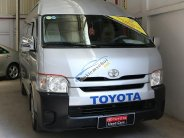 Bán Toyota Hiace 2015, màu bạc, xe nhập, máy dầu, số sàn giá 910 triệu tại Tp.HCM