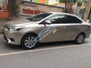 Bán xe Toyota Vios E đời 2015, màu vàng cát giá 462 triệu tại Hà Nội