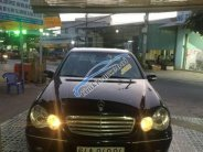 Bán xe Mercedes C200 đời 2002, màu đen, xe nhập xe gia đình, 195 triệu giá 195 triệu tại Tp.HCM