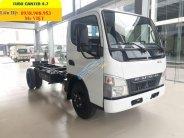 Xe tải Fuso Canter 4.7 tải nhập khẩu, thùng dài 4m3 chạy trong thành phố giá 559 triệu tại Tp.HCM