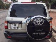Cần bán Toyota Land Cruiser GX 4.5 đời 2006 chính chủ giá 800 triệu tại Hà Nội