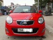 Cần bán xe Kia Morning đời 2012, màu đỏ chính chủ giá 216 triệu tại Hà Nội