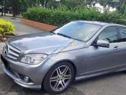 Cần bán xe Mercedes C300 AMG 2011 màu xám, nội thất màu kem giá 625 triệu tại Tp.HCM
