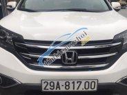 Bán Honda CR V 2.4 AT sản xuất 2013, màu trắng, 815 triệu giá 815 triệu tại Hà Nội