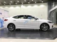 Bán Hyundai Elantra sản xuất năm 2018, màu trắng giá 735 triệu tại Tp.HCM