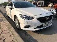 Bán Mazda 6 2.0 AT năm sản xuất 2016, màu trắng chính chủ giá 789 triệu tại Hà Nội