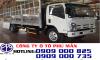Xe tải isuzu 8t2- isuzu 8.2T Vĩnh Phát - isuzu 8.2 tấn thùng dài 7m1 Hàng Hót 2018