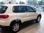 Bán Volkswagen Tiguan DA đời 2016, màu trắng, nhập khẩu nguyên chiếc giá 1 tỷ 290 tr tại Bình Dương