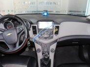 Cần bán gấp Chevrolet Cruze 1.6 LS 2015, màu bạc, giá tốt giá 520 triệu tại Tp.HCM