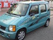 Bán ô tô Suzuki Wagon R sản xuất 2005, đăng ký năm 2006, màu xanh lam, chính chủ, giá chỉ 158 triệu giá 158 triệu tại Cà Mau