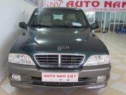 Cần bán Daewoo Musso Libero sản xuất 2003, màu xám giá 310 triệu tại Hà Nội