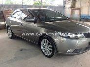 Cần bán gấp Kia Forte sản xuất 2010, màu xám giá 475 triệu tại Tiền Giang