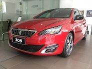 Cần bán Peugeot 308 GT Line đời 2016, màu đỏ, nhập khẩu nguyên chiếc giá 1 tỷ 415 tr tại Hà Nội