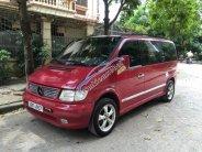 Cần bán lại xe Mercedes Vito đời 2005, màu đỏ, nhập khẩu chính hãng giá 150 triệu tại Hà Nội