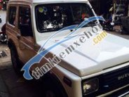 Bán Suzuki Samurai năm 1999, màu trắng, nhập khẩu chính hãng, giá chỉ 169 triệu giá 169 triệu tại Hà Nội