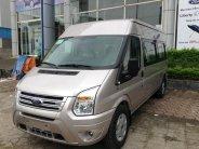Bán xe Ford Transit Tiêu chuẩn tại Hà Nội, màu bạc, giá bán cạnh tranh giá 790 triệu tại Hà Nội