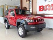 Bán BAIC BJ40 đời 2015, màu đỏ, nhập khẩu nguyên chiếc giá 608 triệu tại Quảng Ninh