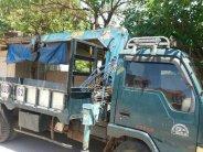Cần bán xe tải cẩu đời 2006, cẩu Tadano xịn, màu xanh lam, 205 triệu giá 205 triệu tại Hà Nội