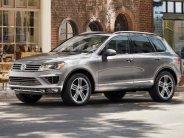 Giá Bán xe Volkswagen Touareg GP sản xuất 2016, màu bạc giá 2 tỷ 745 tr tại Tp.HCM