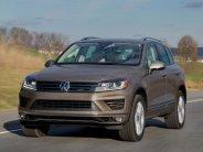 Bán xe Volkswagen Touareg GP đời 2016, màu nâu, giá rẻ nhất thị trường giá 2 tỷ 745 tr tại Tp.HCM