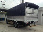 xe tải Fuso nhập khẩu tải trong 7.2 tấn thùng kèo giao ngay giá 750 triệu tại Tp.HCM