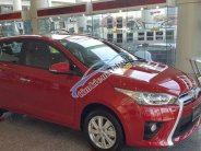 Toyota Hiroshima Tân Cảng cần bán xe Toyota Yaris G năm 2016, màu đỏ, 670tr giá 670 triệu tại Điện Biên