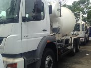 Cần bán xe bồn trộn FUSO nhập khẩu thể tích bồn 7 khối tải trọng 17 tấn giá 1 tỷ 760 tr tại Tp.HCM