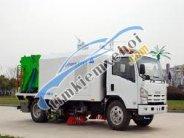 Bán xe quét đường hút bụi 8 khối giá 989 triệu tại Hà Nội