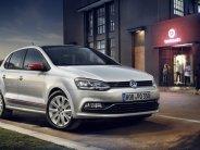 Bán Volkswagen Polo E đời 2016, màu bạc, 729 triệu giá 729 triệu tại An Giang
