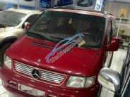 Cần bán xe cũ Mercedes Vito MT 2000, màu đỏ, giá ưu đãi giá 258 triệu tại Hà Nội