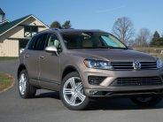 Cần bán Volkswagen Touareg GP đời 2016, màu nâu giá 2 tỷ 745 tr tại Trà Vinh