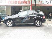 Cần bán Mercedes ML350 sản xuất 2005, màu đen, nhập khẩu nguyên chiếc chính chủ giá cạnh tranh giá 685 triệu tại Hà Nội