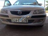 Cần bán gấp Mazda 626 đời 2003, màu bạc giá 265 triệu tại Quảng Bình