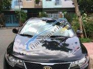 Cần bán gấp Kia Forte S đời 2013, màu đen giá 550 triệu tại Tiền Giang