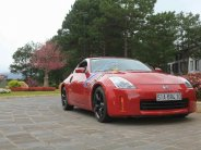 Bán Nissan 350Z đời 2007, màu đỏ, nhập khẩu, 750 triệu giá 750 triệu tại Tp.HCM