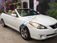 Bán ô tô Toyota Solara AT đời 2005, màu trắng giá cạnh tranh giá 890 triệu tại Tp.HCM
